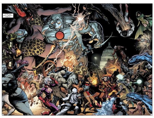 Reseña de El Reloj del Juicio Final de Geoff Johns y Gary Frank, ECC Ediciones.