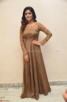 Eesha looks super cute in Beig Anarkali Dress at Maya Mall pre release function ~ Celebrities Exclusive Galleries 044.JPG