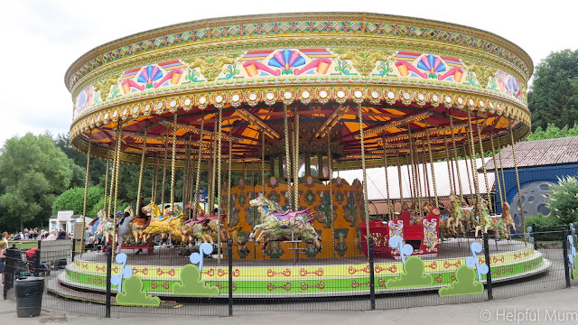 carousel lightwater valley