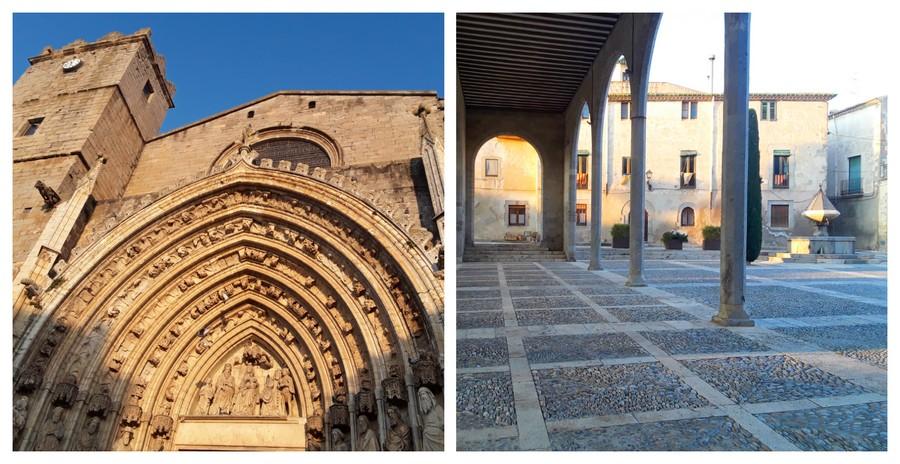 Visite de Castello d'Empuries
