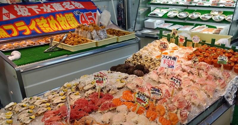 【遊食來】沖繩南部超讚魚市場 銅板價生熟食海鮮吃不完 | TOKYO‧TAIPEI