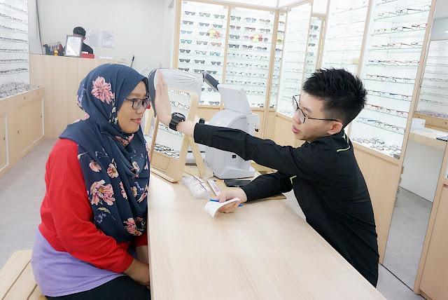 Cermin Mata Murah Di Kedai Eye Smart Vision Sungei Wang Plaza KL