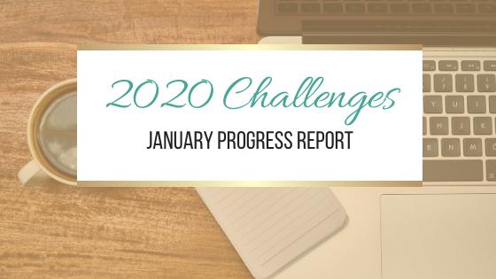 2020 Challenges: January Update #BlogAuditChallenge2020 #ArmedWithABingo #AudiobookChallenge2020 #TheAtoZReadingChallenge