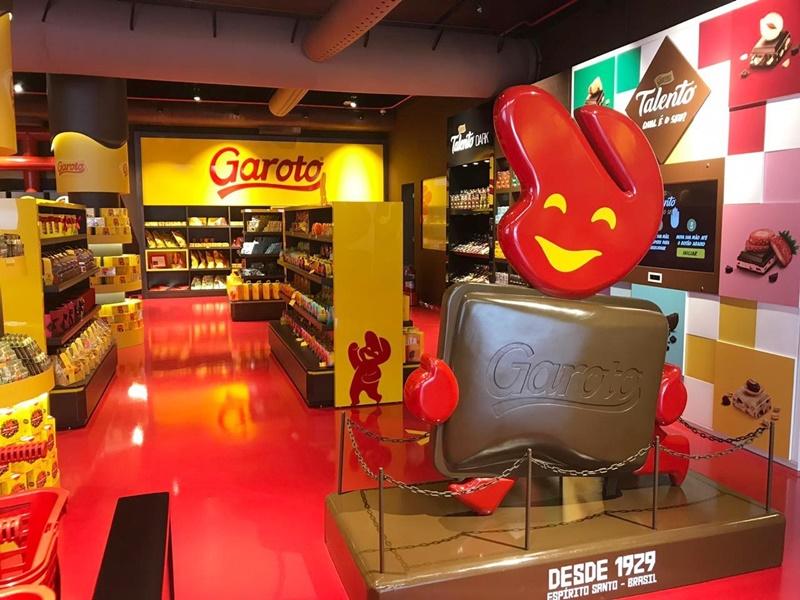 Informações e dicas para conhecer o Museu da Fábrica de Chocolates Garoto