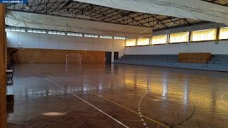 SPORTS AREAS / Pavilhão Gimnodesportivo, Castelo de Vide, Portugal