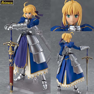 FIGURA SABER 2.0 FIGMA Fate/stay night MAX FACTORY