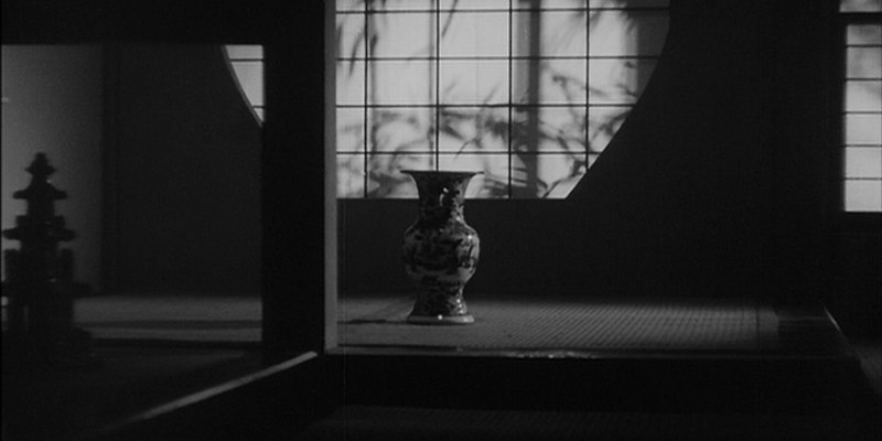 Video Explores the Significance of Ozu's Vase