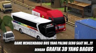 telolet bus simulator