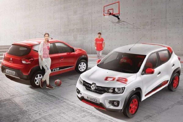 Renault Kwid 2 Anniversary Edition