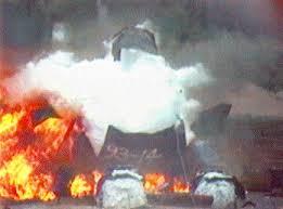 Nouadhibou : Mort d'un soudeur apres l'explosion d un fut d'essence