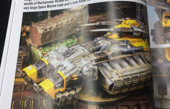 Forge World News, Releases & Sneak Peeks - Page 362 - The First