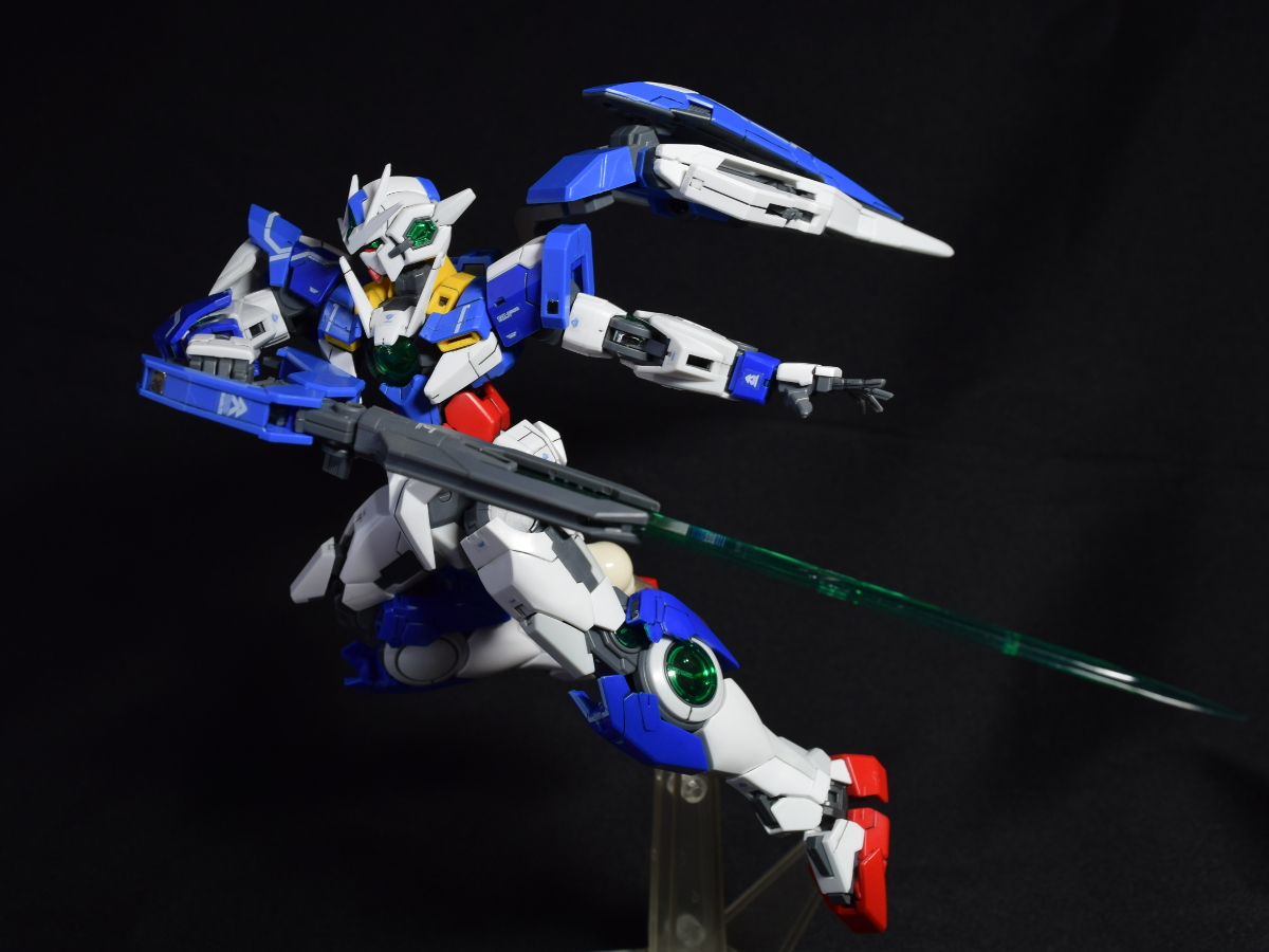 T Gundam And Bandai Sd Bb 364 Oo Qant Qanta Quanta He Promises To Update This Pic Once Gets It Into A Decent Pose Lightbox Ban
