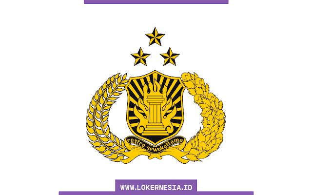 Lowongan Kerja Kepolisian Negara Republik Indonesia (POLRI) Maret 2021
