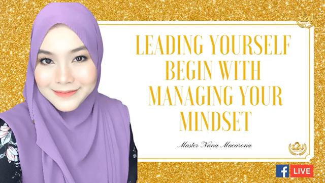 LEADING YOURSELF WITH MANAGING YOUR MINDSET| WINICHELEN OFFICIAL BLOG