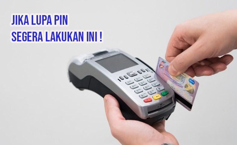 Mengatasi Lupa PIN Kartu Kredit BRI