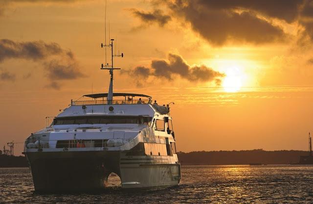 Sunset Dinner Cruise by Bali Hai Cruise