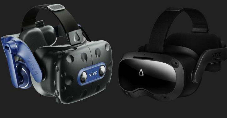 VIVE Pro 2 And VIVE Focus 3: VR Headsets with 5K Resolution Launched