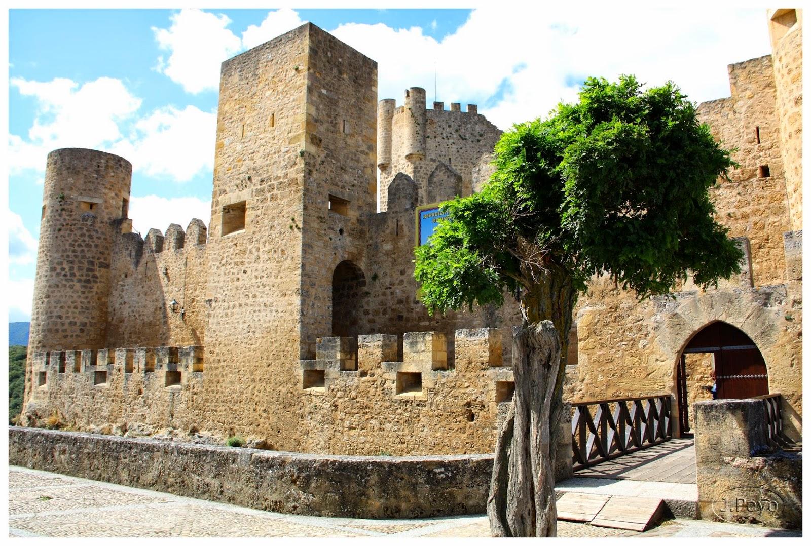Castillo de Frías, Burgos