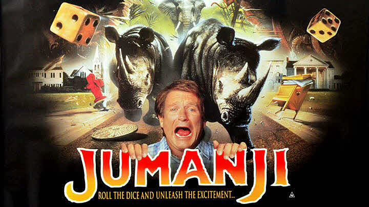 Adventure Movies Like Jumanji