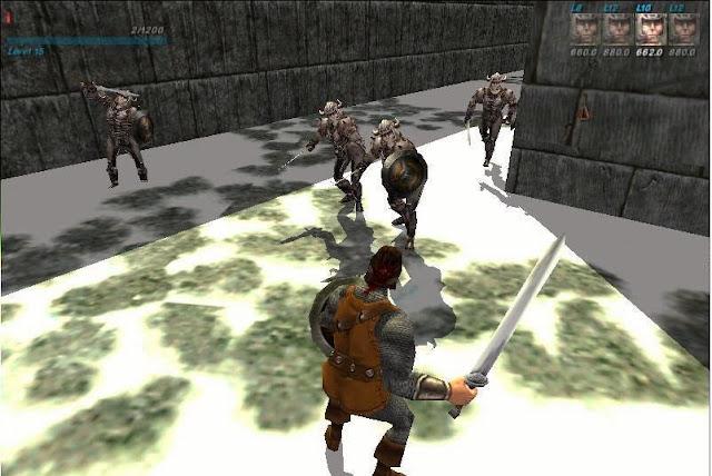 شرح طريقة تحميل وتتبيث لعبة Severance Blade of Darkness