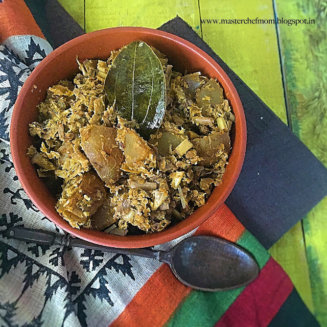 Mochar Ghonto Recipe | Traditional Bengali Recipe