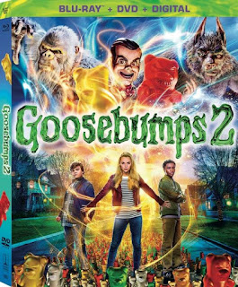 Goosebumps 2: Haunted Halloween (2018) Full Movie Download : Blue Ray 720p