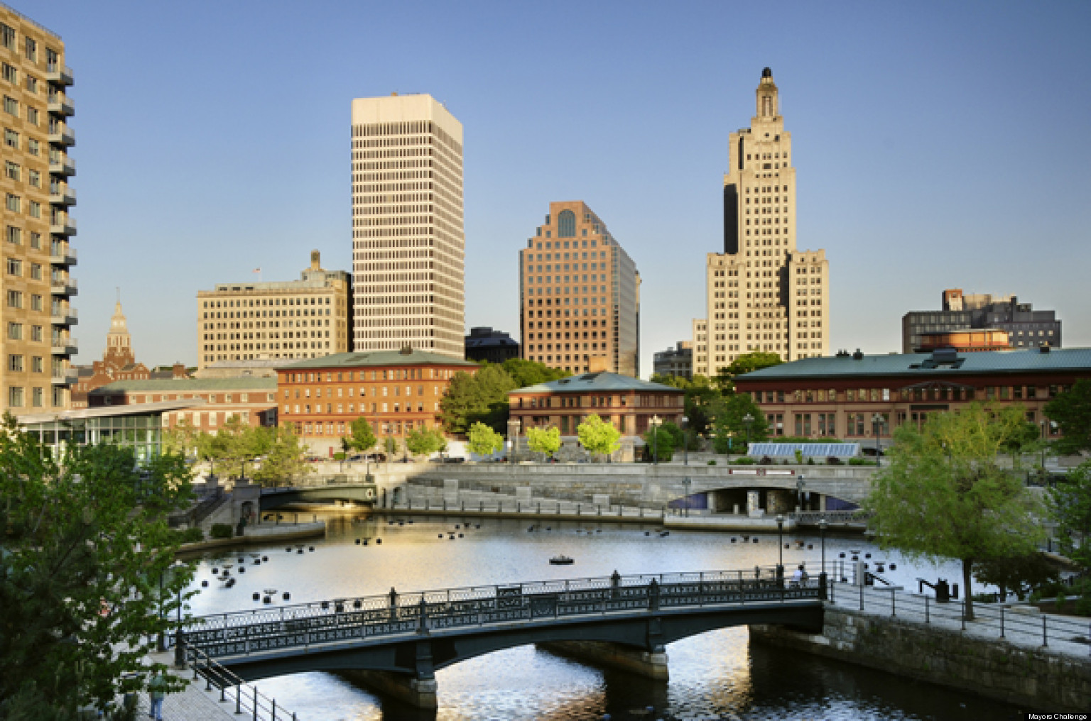 Providence | The Capital  of Rhode Island State