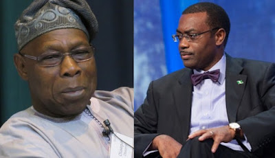 Olusegun Obasanjo criticises America Government over calls for independent investigation of the President of the African Development Bank, Akinwumi Adesina.