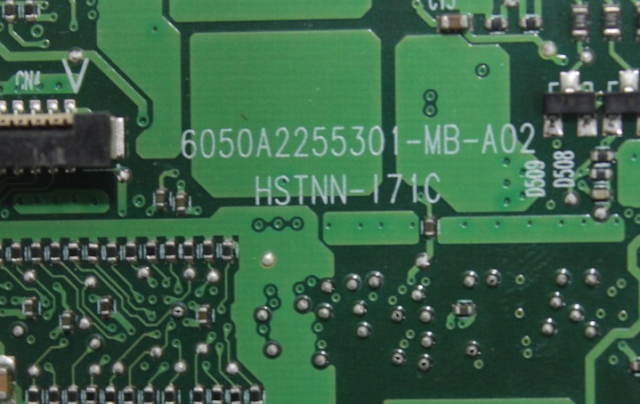 6050A2255301-MB-A02 CN12 HP MINI 5101 Laptop Bios