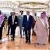 صور من كواليس زيارة ولد الشيخ الغزواني للسعودية