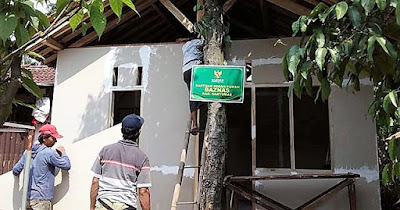 Disentuh Satgas TMMD, Rumah Nangimah ''Manglingi''