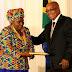 Zuma considers appointing Dlamini-Zuma to his Cabinet