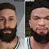 NBA 2K20 Vincent Poirier Cyberface by Shuajota