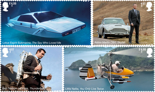 James Bond Q Series