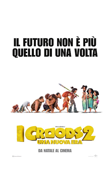 Croods 2 Poster