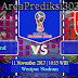 Prediksi New Zealand vs Peru | 11 November 2017