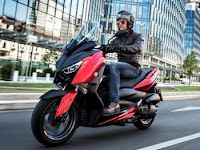 Mantap! Yamaha Hadirkan XMAX versi 125 cc