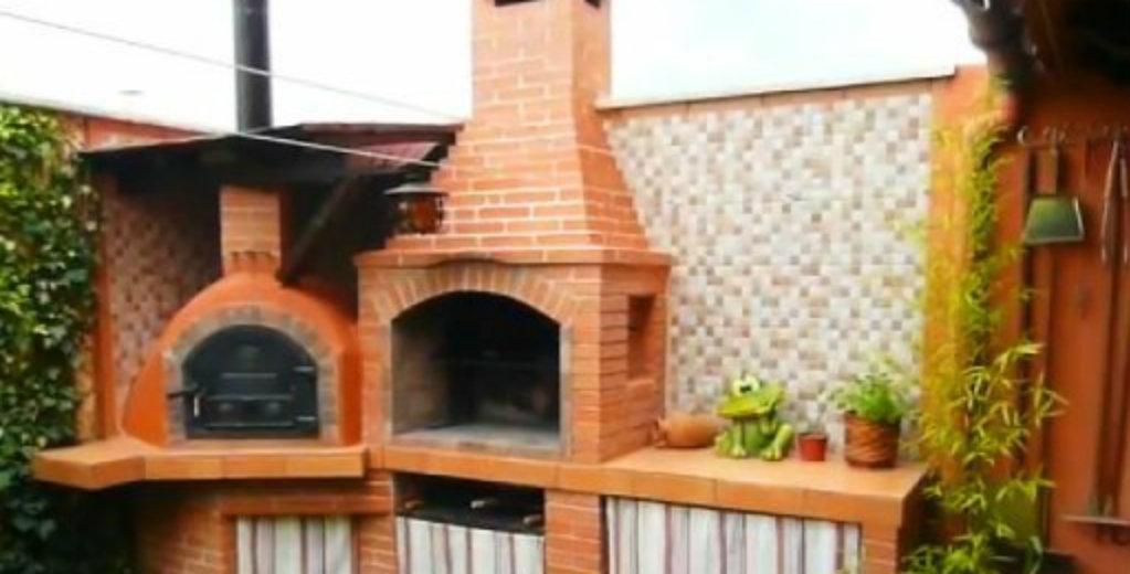 Recetas f ciles de josean mg horno de le a y barbacoa final del proyecto - Parrillas y hornos a lena ...