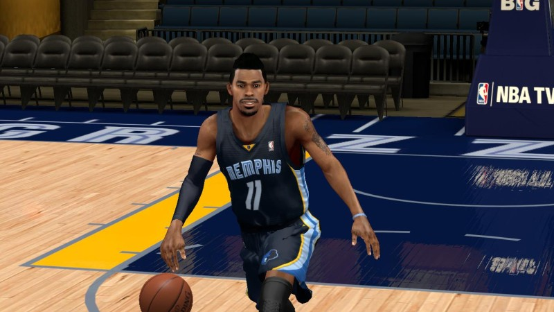Mike Conley Haircut