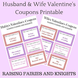 http://www.raisingfairiesandknights.com/husband-wife-valentines-coupons-printable/