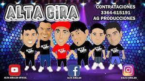 ALTA GIRA X EL AUTENTICO - PORFA + DIFUSION X 5
