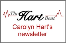 Carolyn Hart's Newsletter