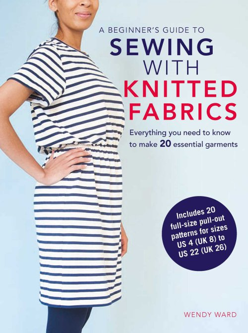 Handmade Jane A Beginners Guide To Sewing With Knitted Fabrics