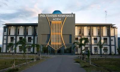 Jurusan dan program Studi apa saja yang ada di institusi Poltekkes Kemenkes Aceh | Perguruan Tinggi Negeri