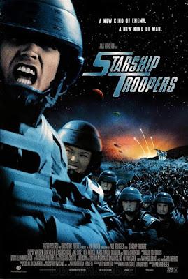 Sinopsis film Starship Troopers (1997)
