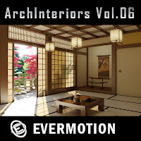 Evermotion Archinteriors vol.06 室內3D模型第6季下載
