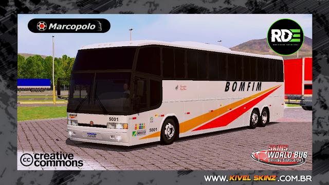 PARADISO GV 1150 - VIAÇÃO BOMFIM