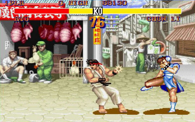 Street Fighter 2 Pc Game Under 10Mb