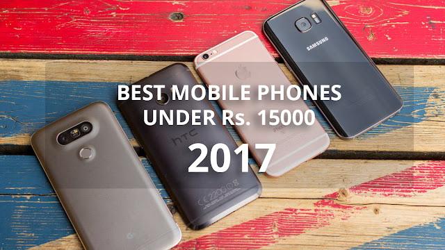 Best Smartphones Under Rs. 15,000