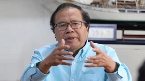Kembali Sindir Jokowi, Rizal Ramli: Ganti Presiden Baru Covid Anjlok